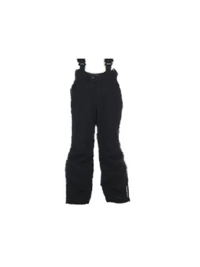 Otroške smučarske hlače HYRA Easy N - črne