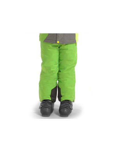 Otroške smučarske hlače Alpine Pro Aniko - zelene