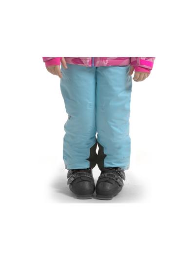 Otroške smučarske hlače Alpine Pro Aniko - turkizne