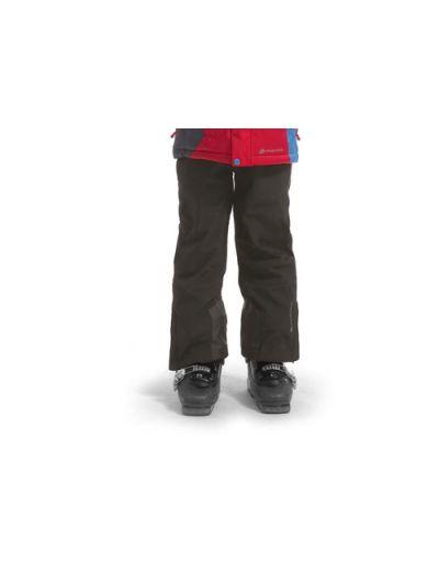 Otroške smučarske hlače Alpine Pro Nexo - črne