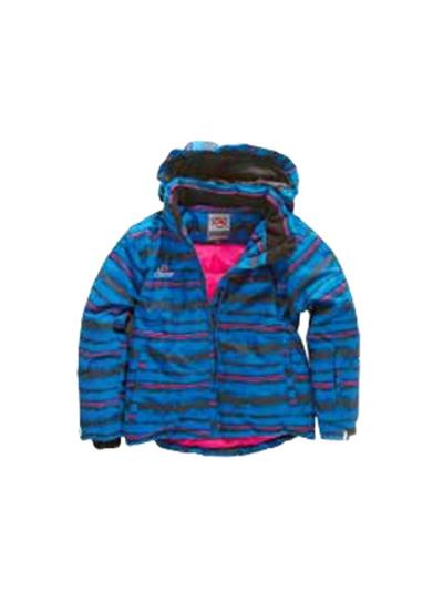 Otroška smučarska jakna American Project AVA - modra