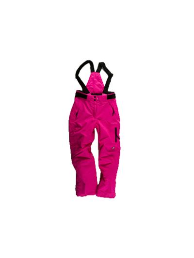 Smučarske hlače American Project MILLY - roza