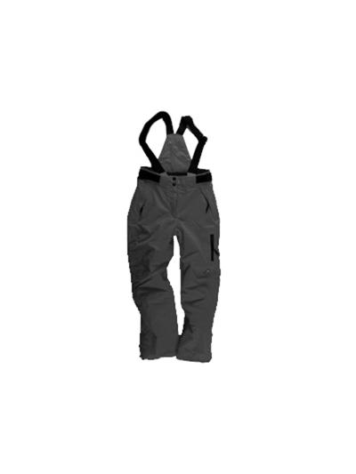 Smučarske hlače American Project BOB črne