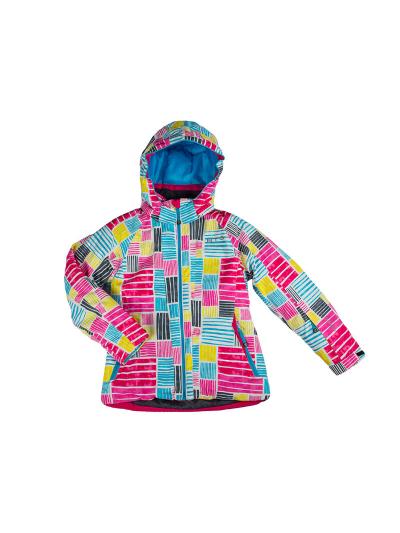 Otroška smučarska jakna print Biting DAISY