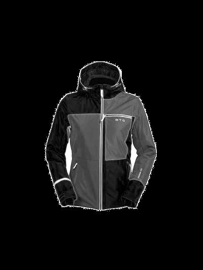 Ženska smučarska jakna MEG - črna