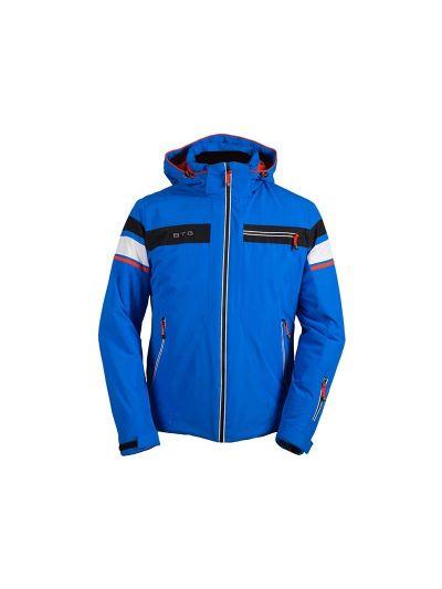 Moška smučarska jakna Biting MOORE - modra