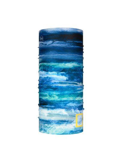 Rutka BUFF CoolNet® UV+ National Geographic Zanikor Blue