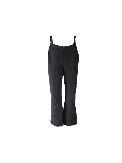 Ženske smučarske hlače VEGA - črne