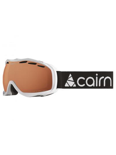 Smučarska očala Cairn Speed photochromic - bela