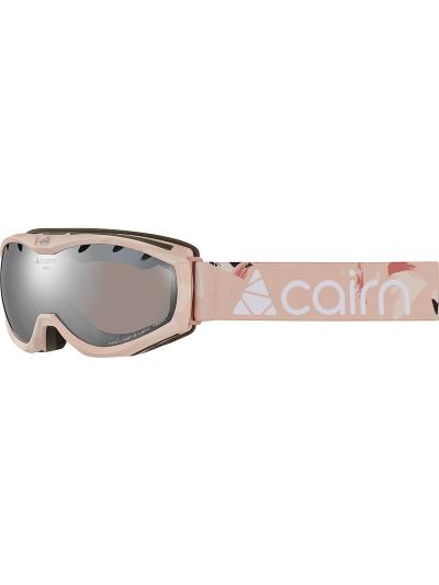Smučarska očala Cairn JAM SPX3 - powder roza/fragment