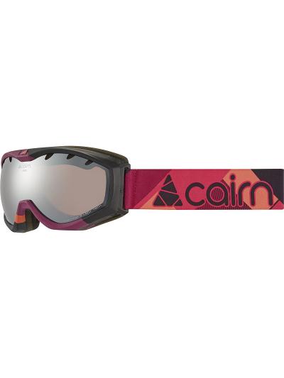 Smučarska očala Cairn JAM POLARIZED polarizirana - fuksija piet
