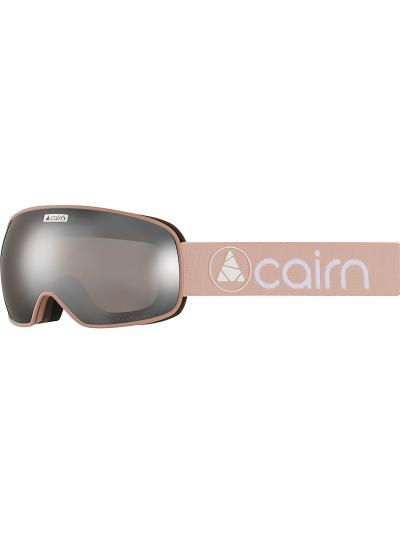 Smučarska očala Cairn MAGNETIK SPX3 - mat powder pink/srebrna