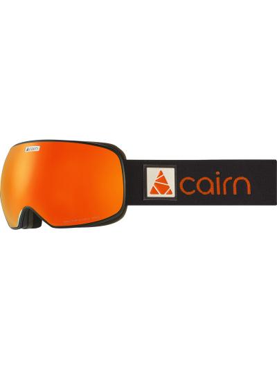 Smučarska očala Cairn GRAVITY SPX3 [ium] - mat črna/oranžna