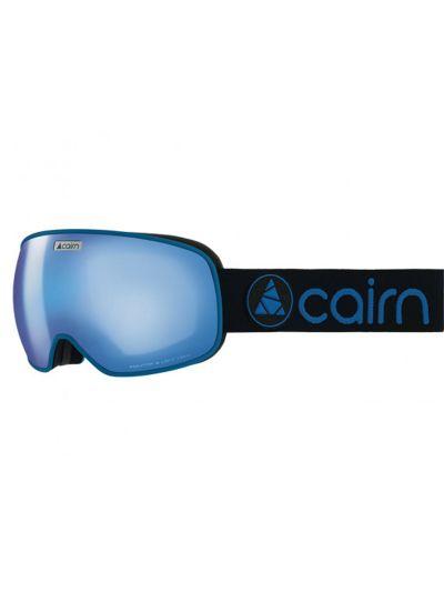 Smučarska očala CAIRN SPIRIT SPX3000 mat črna modra