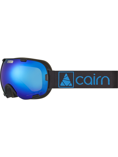 Smučarska očala Cairn SPIRIT OTG SPX3 - mat črna/modra