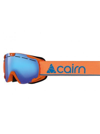 Smučarska očala otroška CAIRN SCOOP - oranžna