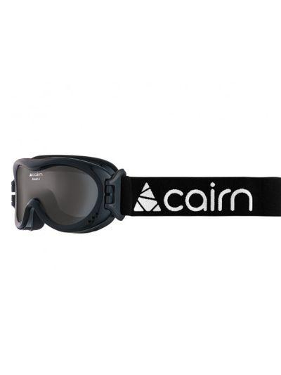 Smučarska otroška/mladinska očala CAIRN SMASH črne