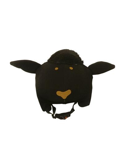 COOLCASC dodatek za čelado - črna ovca