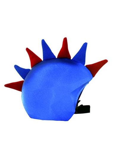 COOLCASC dodatek za čelado - Modri Grana zmaj