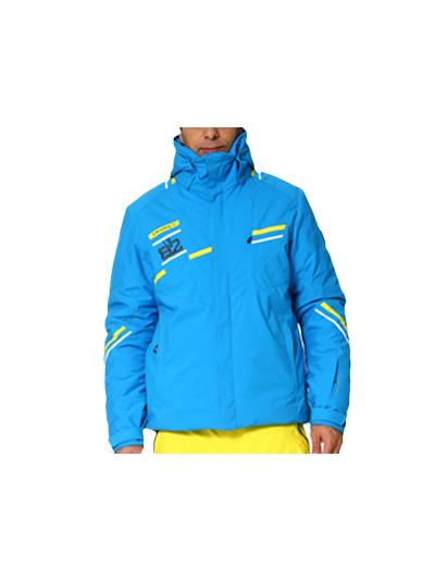 Moška smučarska jakna Degre 7 Schus - modra (velikost 56)