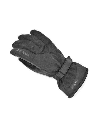 Ženske smučarske rokavice ESKA Scribe črne