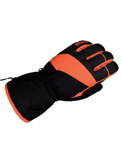 Zimske rokavice Eska MYKEL - črne oranžne