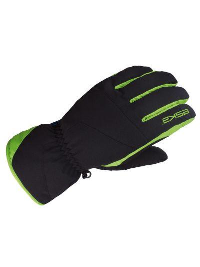 Zimske rokavice Eska MALU črno zelene