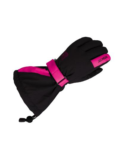 Otroške smučarske rokavice ESKA LINUX Shield - roza