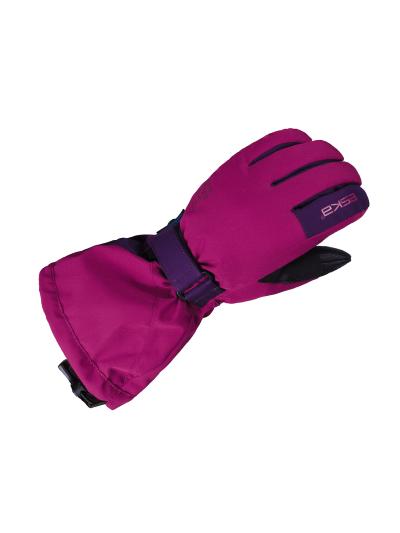 Otroške smučarske rokavice ESKA LINUX Shield - vijolične
