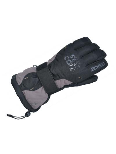 Snowboard zimske rokavice ESKA DURAN SHIELD - črne