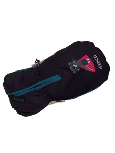 Zimske rokavice Eska Baby BANG - viola/modre