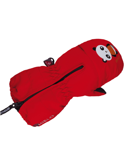 Zimske baby rokavice ESKA BENTO - rdeče