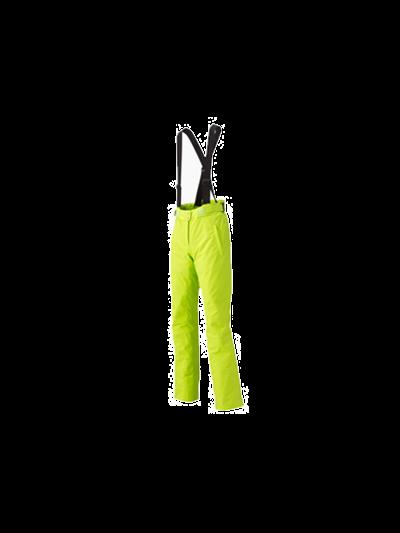 Ženske smučarske hlače GOLDWIN SPEED - limeta