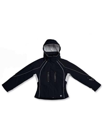 Ženska smučarska jakna DS 51 črna