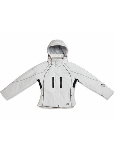 Ženska smučarska jakna DS 51 - bela