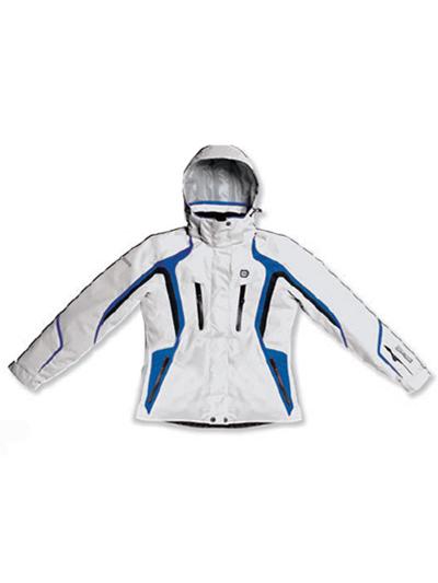 Ženska smučarska jakna McCROSS DS 52 bela