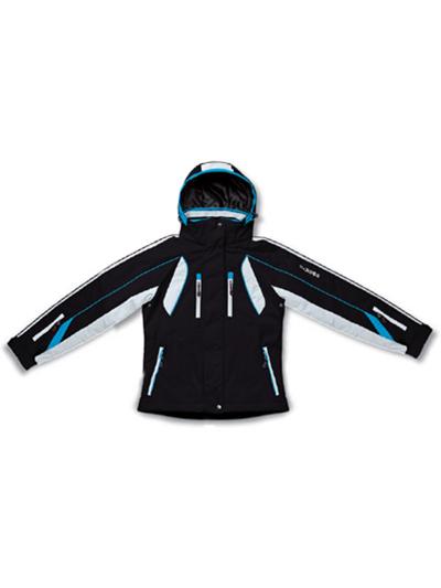 Ženska smučarska jakna MCROSS DS56 - črna