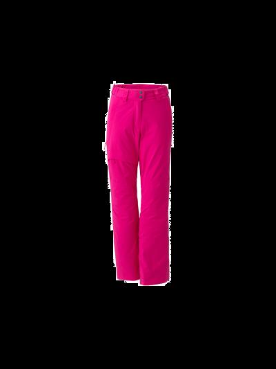 Ženske smučarske hlače GOLDWIN RADICAL ciklama