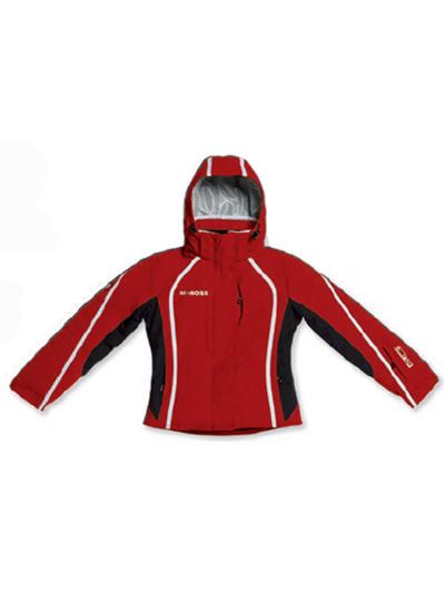 Otroška smučarska jakna RS 64 - rdeča