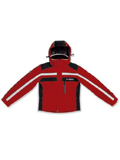 Otroška smučarska jakna RS 67 - rdeča
