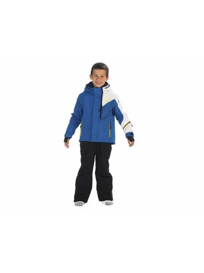 Otroška smučarska jakna HYRA Limone - modra