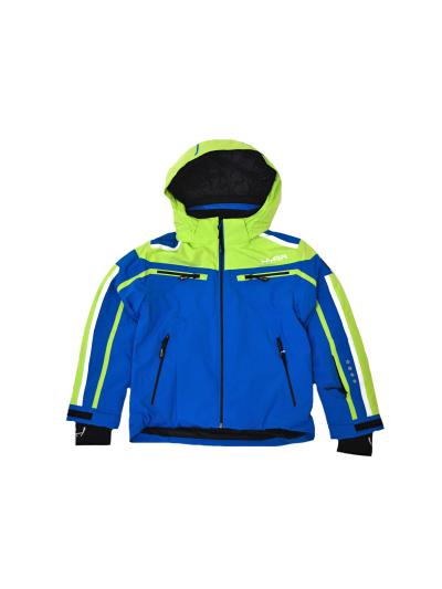 Otroška smučarska jakna HYRA Buffalo Universal N - modra/limeta