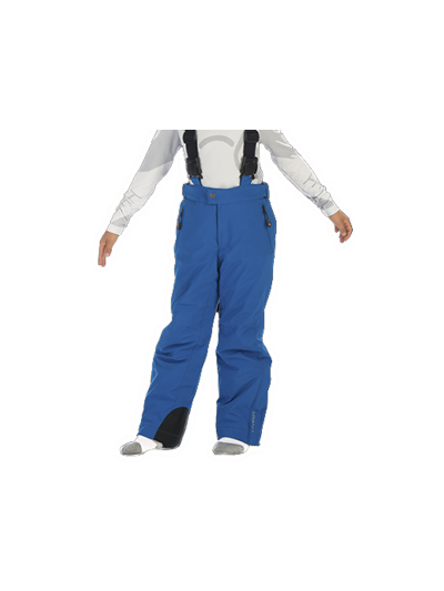 Otroške smučarske hlače HYRA Easy - modre