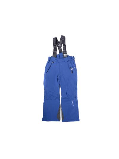 Otroške smučarske hlače HYRA Breuil N z zadrgo - modre