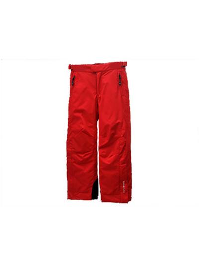 Otroške smučarske hlače HYRA Universal - rdeče