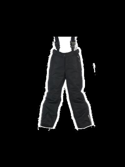 Otroške smučarske hlače HYRA Easy - črne
