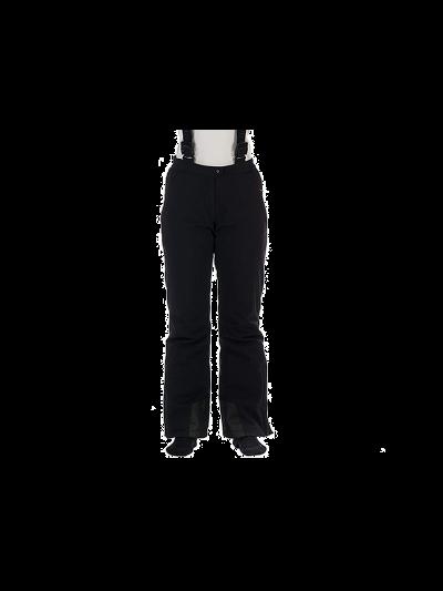 Ženske smučarske hlače HYRA Universal črne
