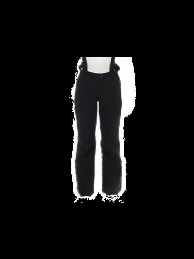 Ženske smučarske hlače HYRA Race - črne