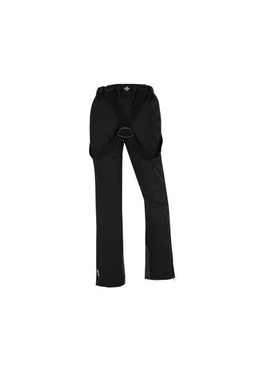 Smučarske ženske hlače Kilpi Elare črne