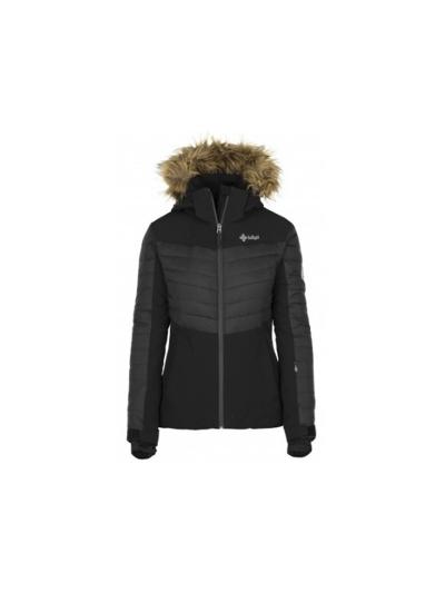 Smučarska ženska jakna Kilpi BREDA - črna